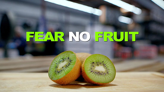 Fear No Fruit
